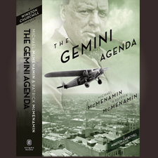 gemini square The Gemini Agenda by Michael and Patrick McMenamin: Book Review