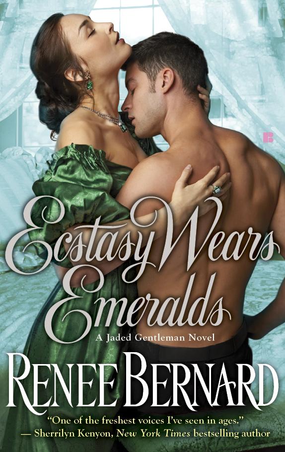 Ecstasy Wears Emeralds by Renee Bernard