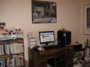 Marilyn Brant's Desk