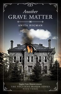 Another Grave Matter by Anita Higman
