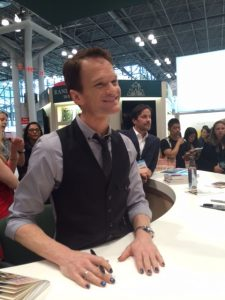 Neil Patrick Harris was charming and popular at BEA