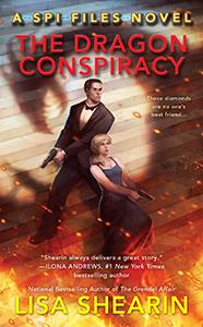 Lisa Shearin the-dragon-conspiracy