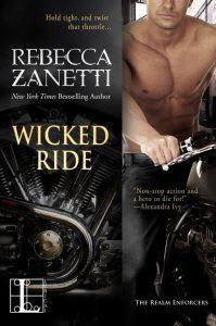 Wicked Ride-RAZ cover