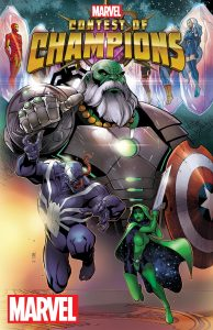 Marvel Contest_of_Champions_1_Comic Book Cover