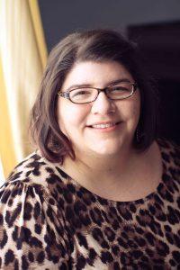 Olivia Dade author photo