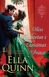 miss featherton's christmas prince_ebook
