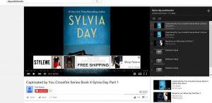 Ads On Pirated Audio Books