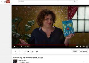 Dietland Book Trailer