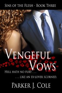 Vengeful Vows book cover
