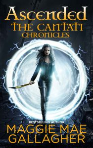 Ascended The Cantati Chronicles - eBook