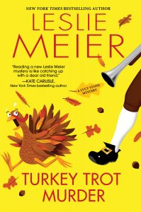 Turkey Trot Murder HC