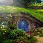 How to Create Your Own Yard Hobbit Home