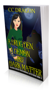 A Drug Den, A Demon, and Dark Matter Ebook Cover 3D Promo (1)