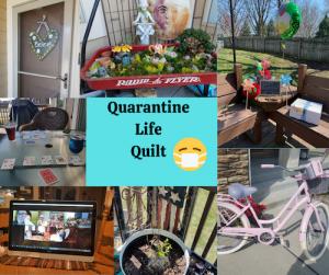 Quarantine Life Quilt